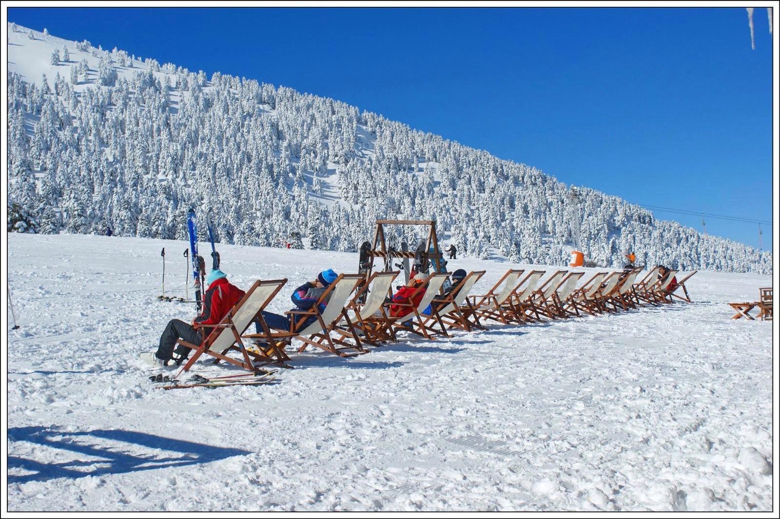 Oneiro Resort - Zachlorou Kalavryta Peloponnese Greece